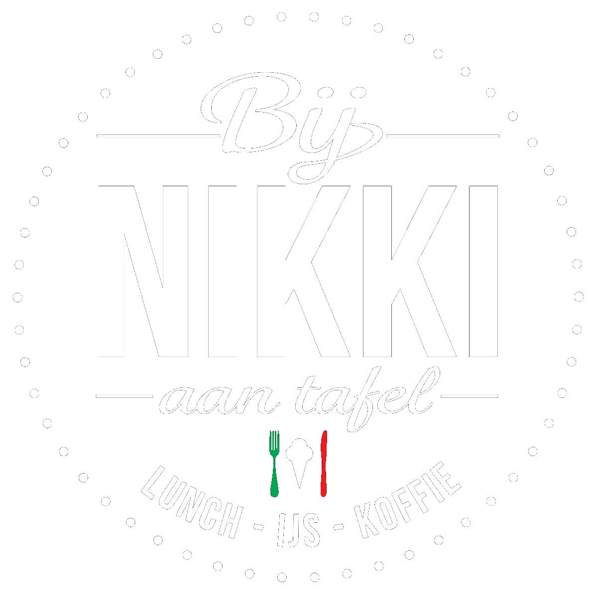 Bij Nikki aan tafel Logo